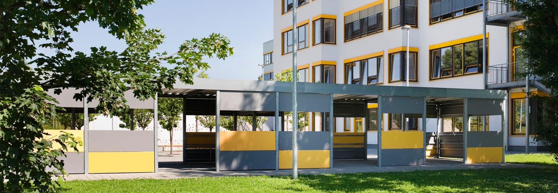 Schulen im Landkreis Hof
