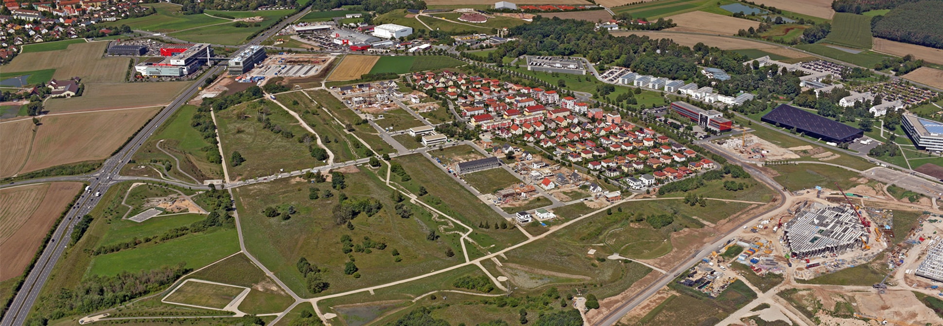 Wohnpark Herzo Base BA II, Herzogenaurach