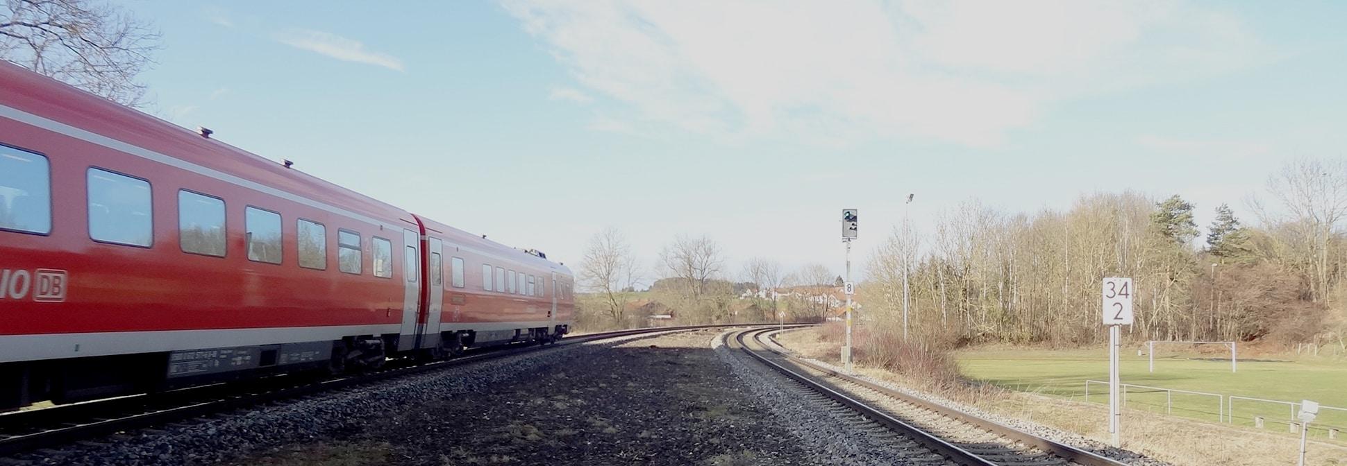 Artenschutzkonzept Bahnbrücken Aitrang im Allgäu Zugang
