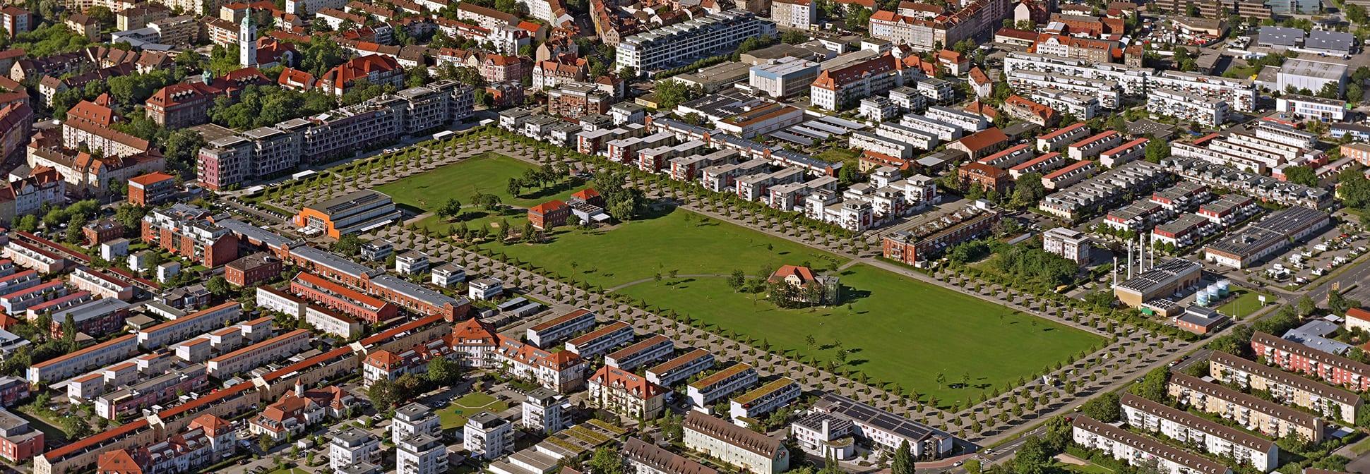 Konversion O´Darby-Kaserne, Fürth
