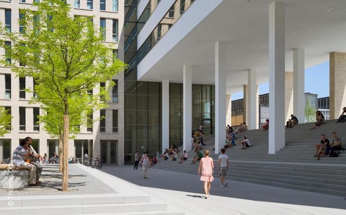 Campus Uni- und Landesbibliothek, Darmstadt