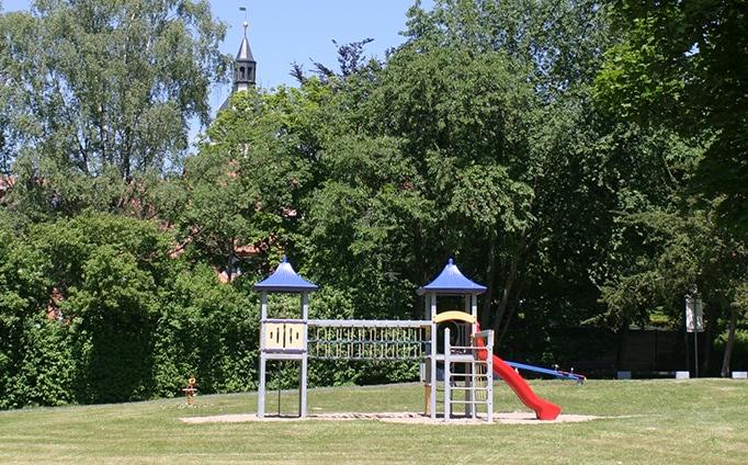 Stadtpark Mitterteich