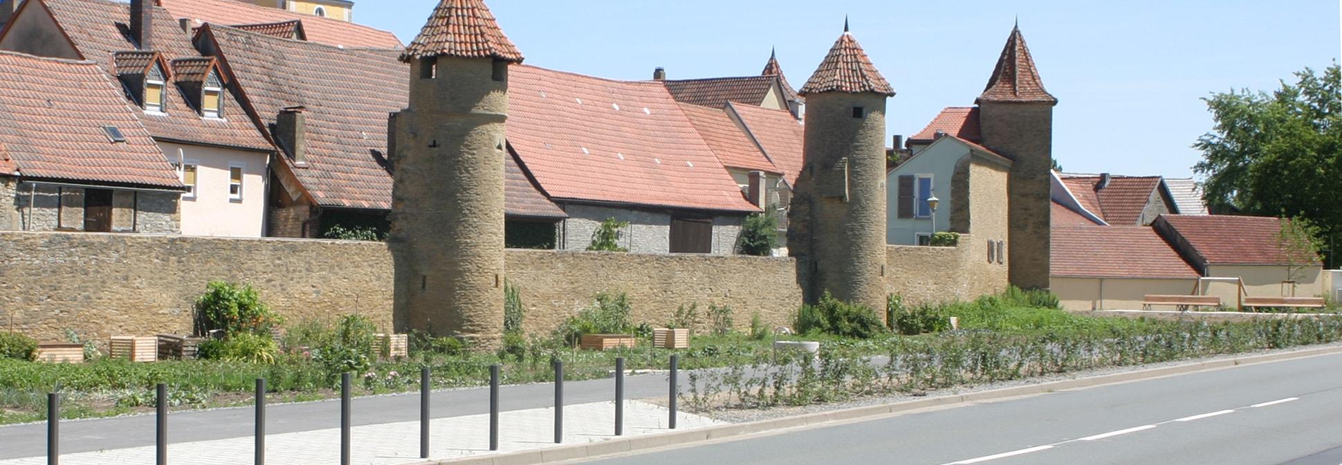 Grabengärten Mainbernheim