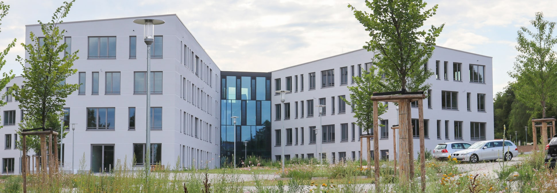 Bezirksrathaus, Ansbach