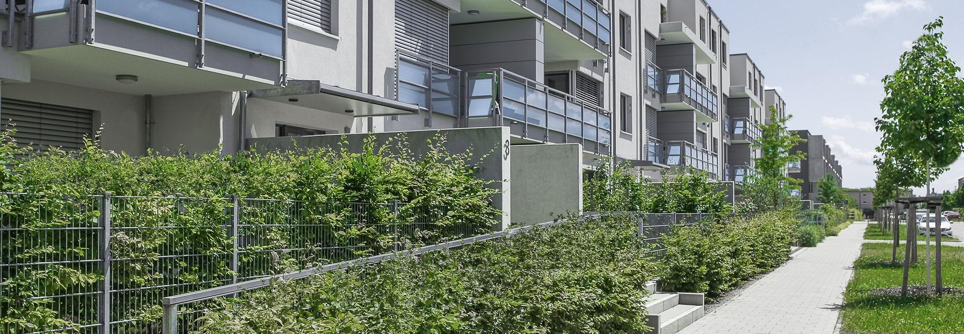 Wohnbebauung Tiedtke, Röthelheimpark, Erlangen