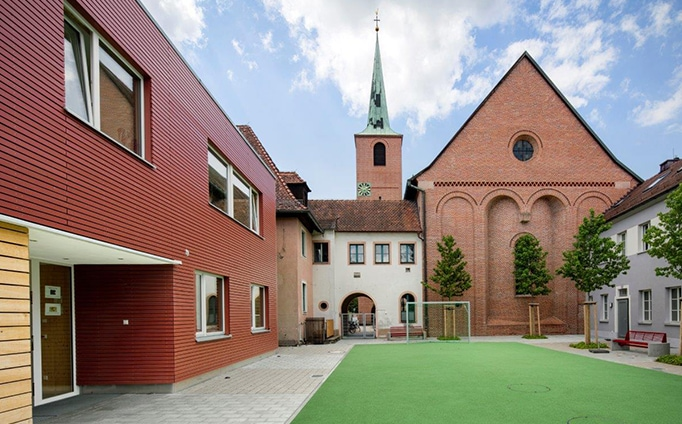 Gemeindezentrum St. Markus, Erlangen